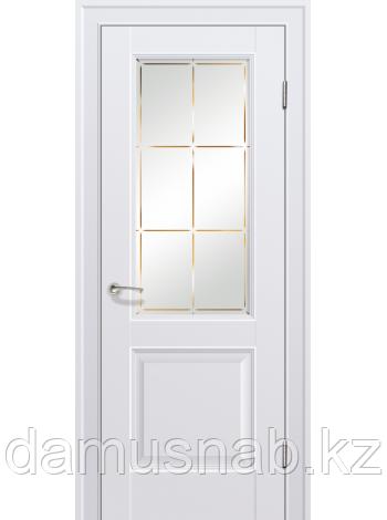 ProfilDoors Дверь межкомнатная Аляска №2 90U стекло