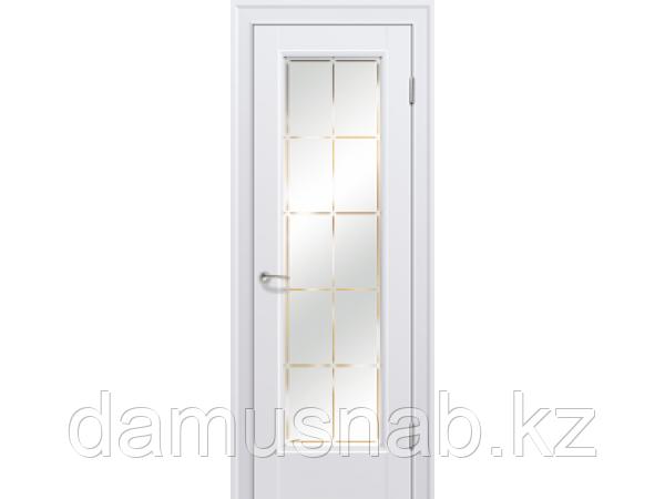 Profildoors Межкомнатная дверь 92U (Аляска/Гравировка 10