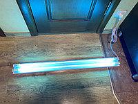 Лампа бактерицидная ОБН 2*40 Вт
