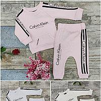 Спортивный костюм девочкам Calvin Klein реплика 110