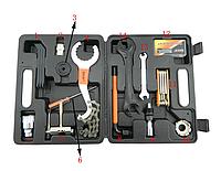 Набор инструментов велосипеда