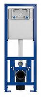 CERSANIT  Инсталляция LINK PRO 40 для унитаза механическая синий