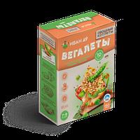 Вегалеты( Овощные котлеты гороховые с картофелем и смесью сладких перцев)