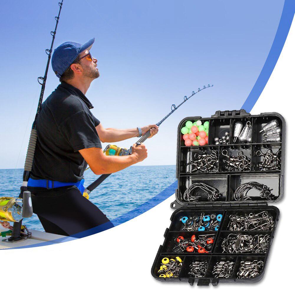 Ящик для рыболовных снастей 12х9,7х3 см черный - фото 8