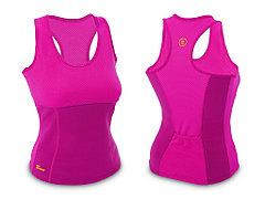 Майка для похудения Hot Shapers - размер S, цвет розовый Фитнес на совесть!