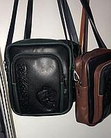 Мужская барсетка/сумка через плечо