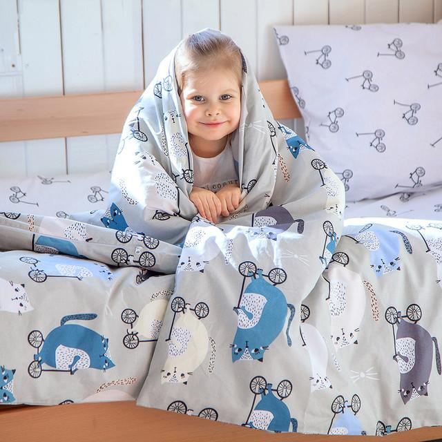 Детское постельное белье Pituso 160 на 80см.