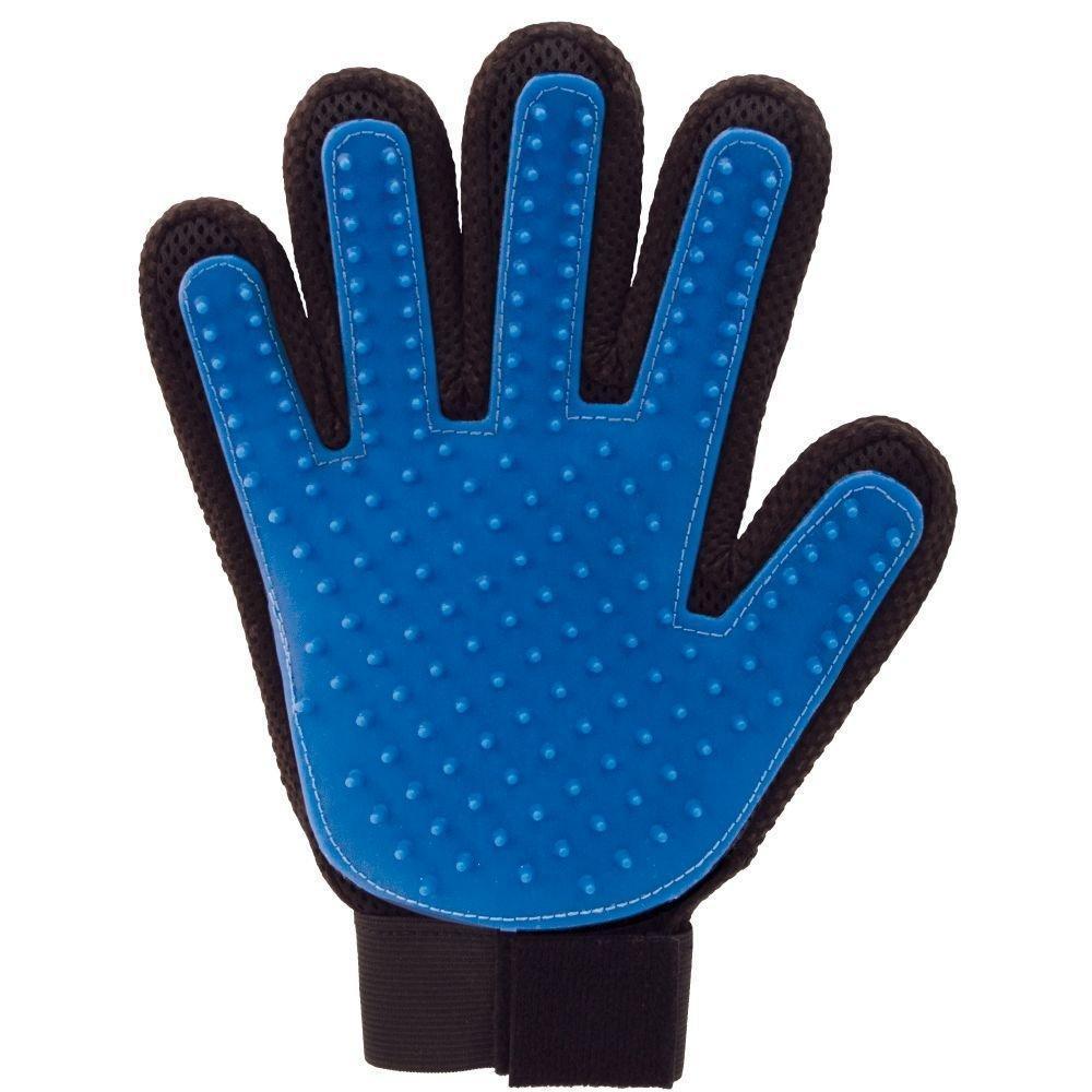 Перчатка для вычесывания шерсти True Touch (Тру Тач) Ликвидация склада!