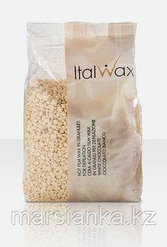 Воск для депиляции ItalWax White Chocolate, 1000гр