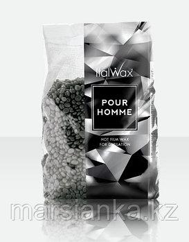 Воск для депиляции Pour Homme ItalWax,1000гр