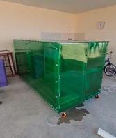 Гидропоника (Аэропоника) МГУ мобильная гидропонная установка, производительностью от 20 кг