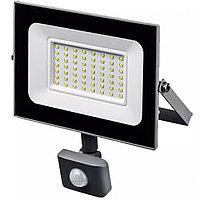 Светодиодный прожектор LED-Max 50Вт с датчиком движения STAYER 57133-50
