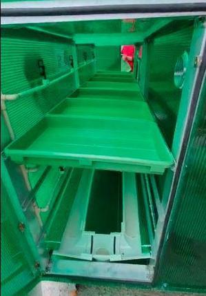 Гидропоника (Аэропоника) - МГУ - мобильная гидропонная установка, производительностью от 40 кг, фото 2