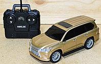 Немного помятая!!! 55244A Машина Model Car Lexus 570 4 функции 27*10