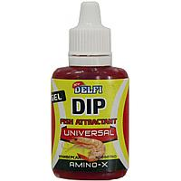Аттрактант зимний DELFI DIP WINTER GEL UNIVERSAL (универсал, аромат креветка, 20 мл) tr-245661