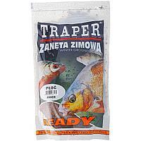 Прикормка Ready Roach готовая увлажненная, зимняя (плотва) 750г Traper (00135) tr-77137