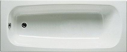 Ванна чугунная Roca Continental 150Х70 (В комплекте с ножками)(721290300R+7150412330)