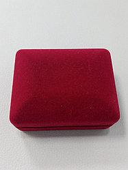 Футляр под комплект / красный бархат