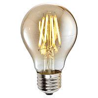Светодиодные лампы декоративные LED G80 4W AMBER E27 2700K 220V (TL)100sh