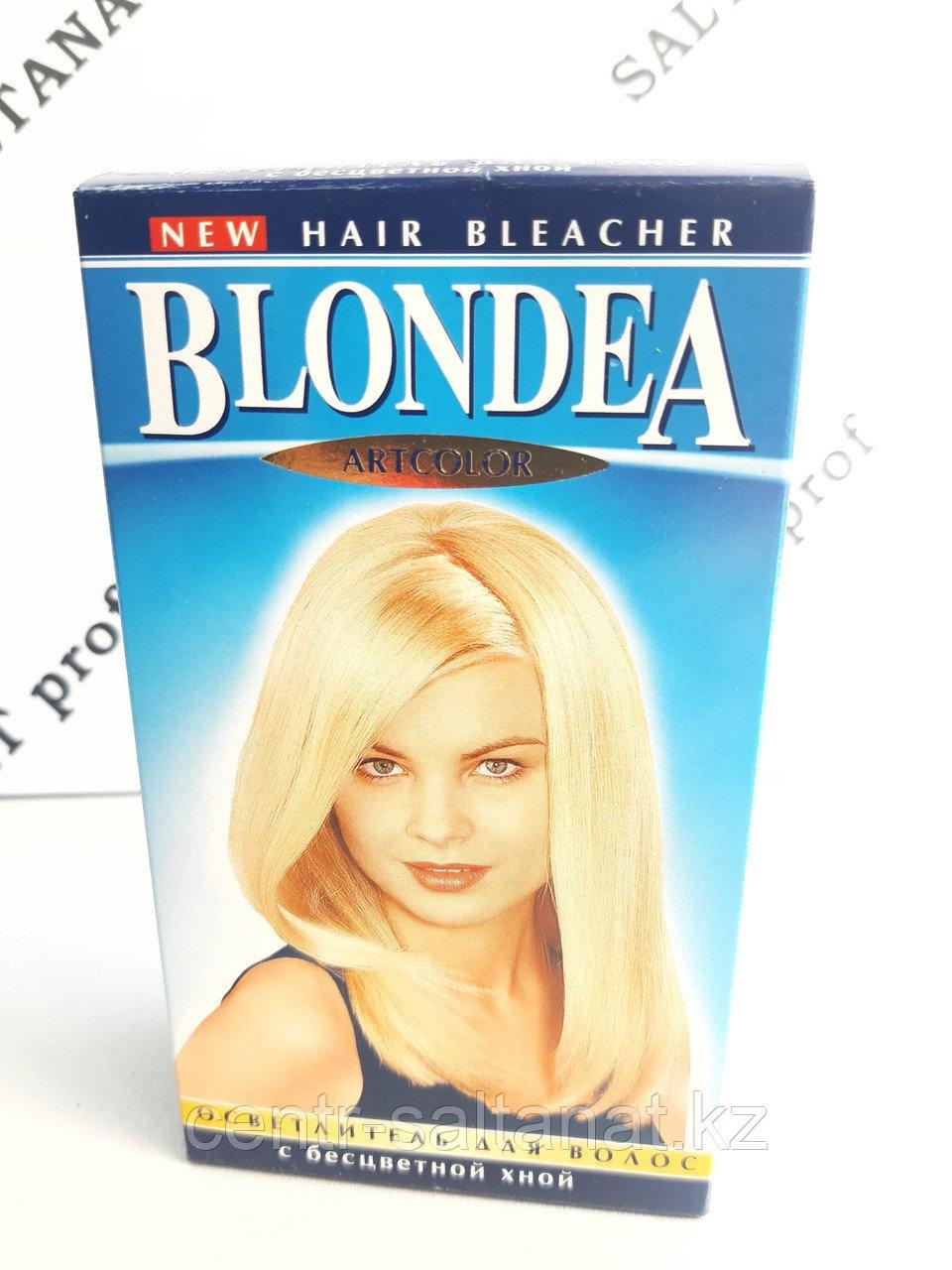 Осветитель для волос с белой хной БЛОНДЕА