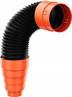 Труба соединительная  KFP 3-1  L 600 мм (125/150 мм), фото 1