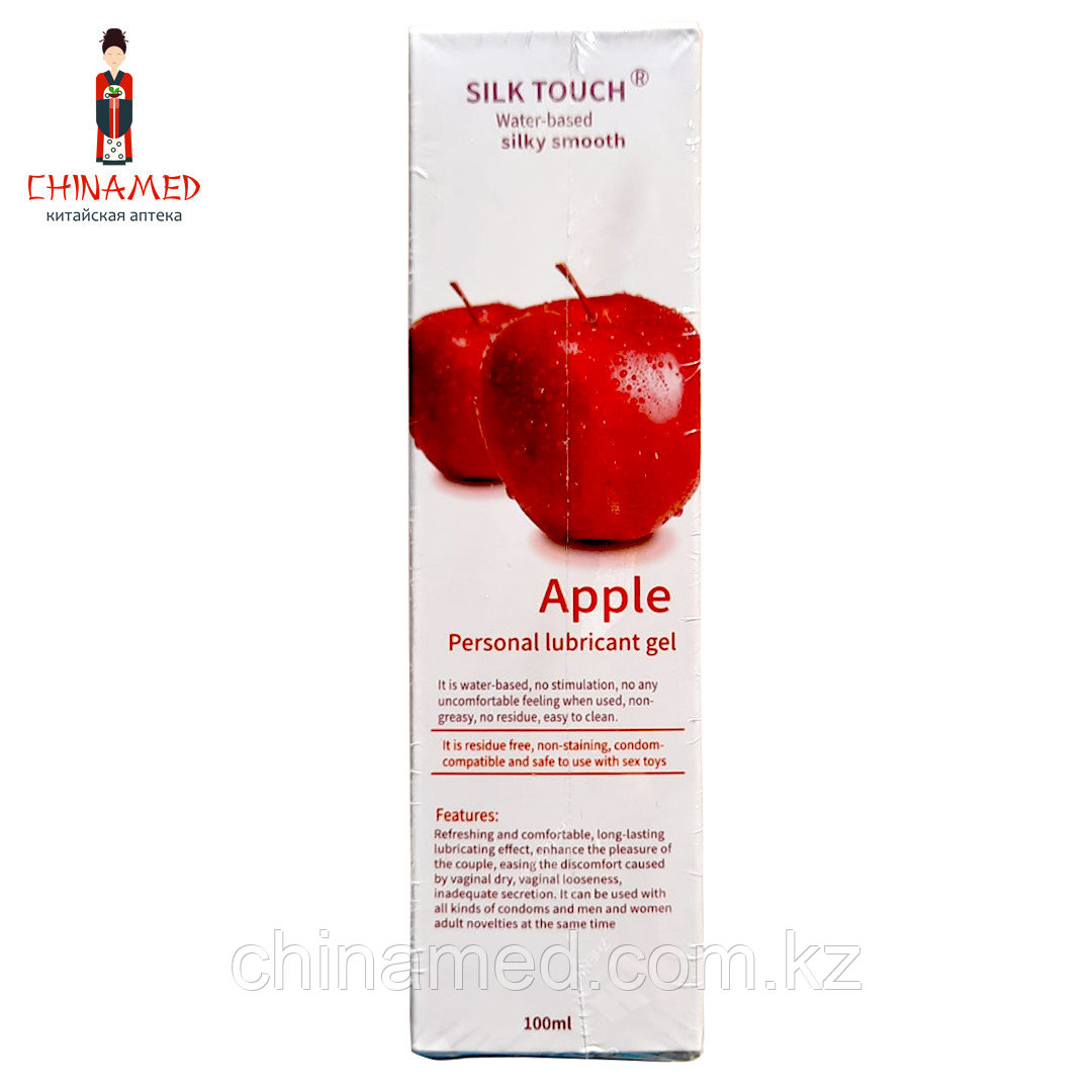 Интим гель-смазка Silk Touch Apple