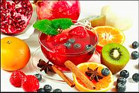 Чай фруктовый, каркаде