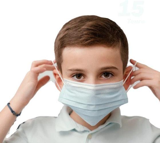 Маски детские медицинские