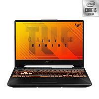 Игровой ноутбук Asus TUF Gaming F15 i5 10300H / 8ГБ / 512SSD / GTX1650 4ГБ / 15.6 / Dos / (FX506LH-HN004)