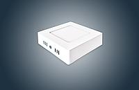 Спот-MF 6W, накладной квадратный
