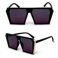 Солнцезащитные очки с фиолетово розовыми стеклами MIU MIU 3011