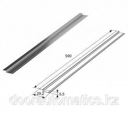 Комплект боковых профилей DHOP07 для панели 610мм