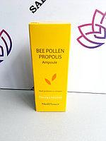 Сыворотка для сияния кожи с пчелиной пыльцой, прополисом и пробиотиками Medi Flower Bee Pollen Propolis Ampoul