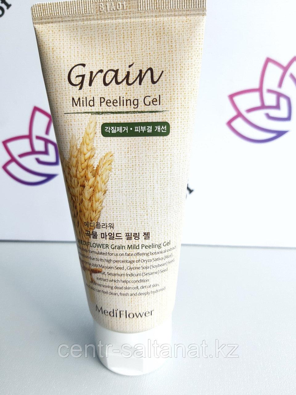 Пилинг гель со злаками Grain Mild Peeling Gel 100 мл
