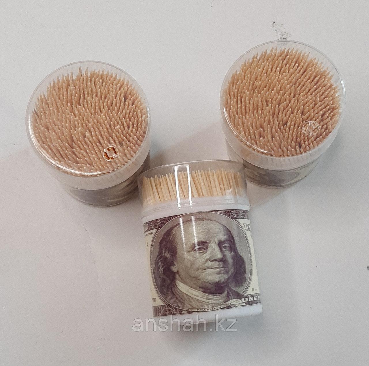 Зубочистки доллар