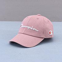 Кепки Champion розовый
