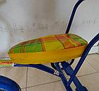 """Детский трехколесный велосипед """"Балдырган"""". Kaspi RED. Рассрочка., фото 5"""