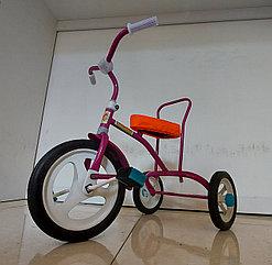 """Детский трехколесный велосипед """"Балдырган"""". Kaspi RED. Рассрочка."""