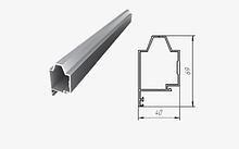 Алюминиевые профили для панорамных панелей