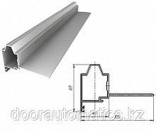 Усиленный верхний алюминиевый профиль (белый)