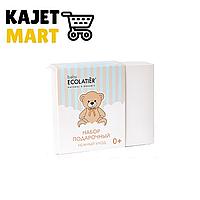 ECL Подарочный набор ECOLATIER Pure BABY 0+ (гель пенка/детский крем)