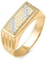 Мужская печатка Жемчужина 040076-2 20 золото