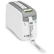 Zebra ZD51013-D0EE00FZ Термопринтер браслетов ZD510, ZPL II, XML, 300 dpi, USB, USB Host, Ethernet, BTLE