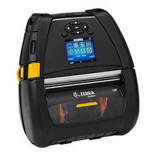 "Zebra ZQ63-AUFAE11-00 принтер RFID мобильный ZQ630, English fonts,BT 4.x, Linered platen, 0.75"" core"