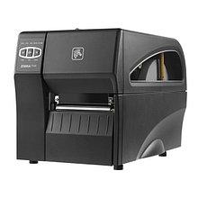 Zebra ZT22042-T0E200FZ Термотрансферный принтер для печати этикеток ZT220 ,203 dpi, Ethernet, RS232, US