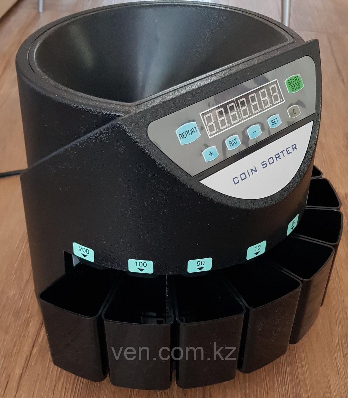 Машина для счета и сортировки монет SE-900 (2021) обновление на монеты 200 тенге