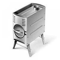 Портативная печь ПИЧУГА универсальная дровяная конвекционная для мобильных бань. Термофор., фото 1