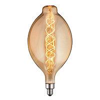 Светодиодные лампы декоративные CT180 AMBER 7W E27 400LM 2700K(TL)