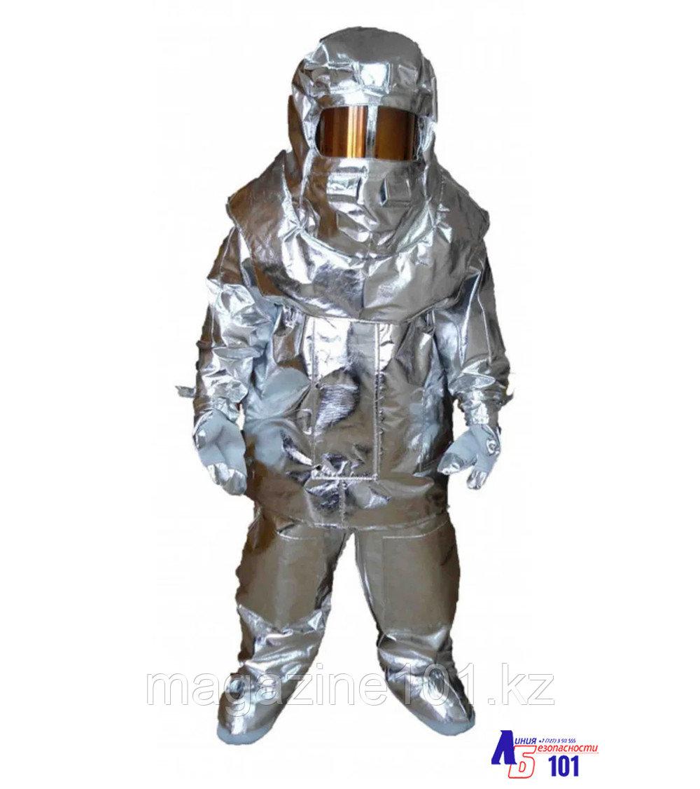 Теплоотражательная одежда для пожарных ТОК-200