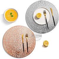 Декоративные подставки для обеденного стола, коврики для обеденного стола